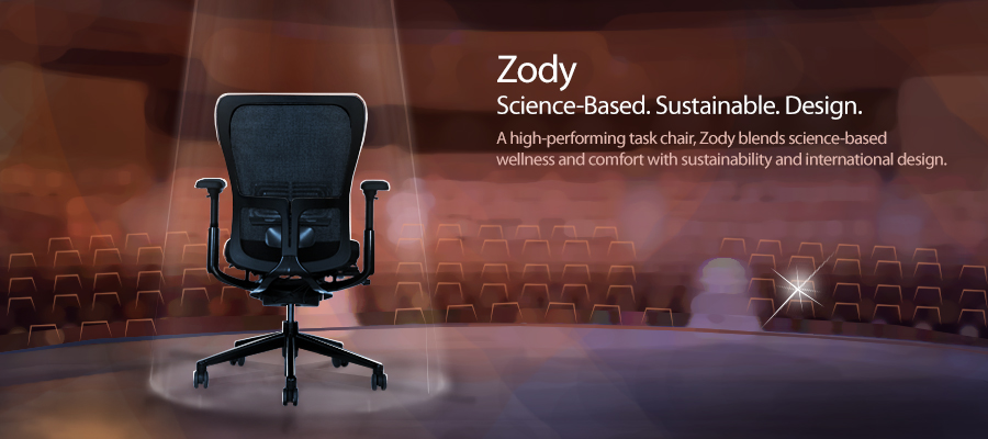 haworth zody chair instructions